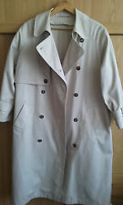 CANDA TRENCH/IMPER/MANTEAU BEIGE Doublure AMOVIBLE Taille 46/48 TBE