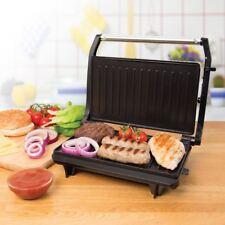 2 Rebanada Panini Tostado Sandwich Toastie Maker y Salud Parrilla 700 W