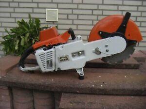 Stihl TS 510, (TS 760) Trennschneider, Motorflex
