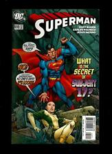 SUPERMAN <WAHT IS THE SECRET OF SUBJEKT 17 ?> US DC COMIC VOL.1 # 655/'06