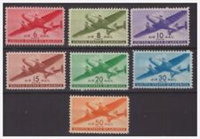 USA  - 1941  1944  SCOTT  C25-C31   AIR MAIL  POSTA AEREA  SERIE **