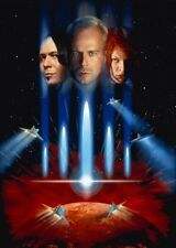 """Fifth Element The, Movie Poster No Text Art only! Mini 11""""X17"""""""