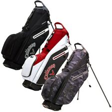 NEW Callaway Golf 2021 Fairway C Stand Bag - Pick Color & Straps!