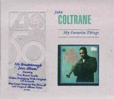 CDs de música jazz John Coltrane