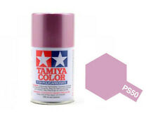 Tamiya PS-50 Sparkling Pink Anodized Spray Paint  POLYCARBONATE 3.35 oz. (100ml)