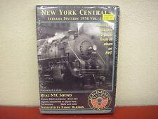 New York Central Indiana Division 1956 Volume 1 Dvd Herron Rail Video
