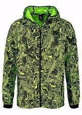 NIKE SHIELD Men's Full Zip Light Running Jacket Hoodie  800494 010