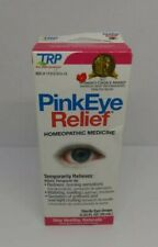 TRP Pink Eye Relief Eye Drops Homeopathic Medicine New Sealed Box 07/2020
