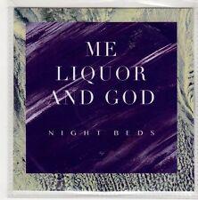 (GN645) Night Beds, Me Liquor & God - 2015 DJ CD