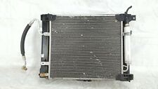 2012-2019 NISSAN VERSA/NOTE A/C CONDENSER WITH FAN & HOSE LINE 214033AB3C - OEM