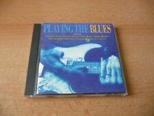 CD Playing the Blues (Disky): Gary Moore John Lee Hooker John Hammond Terry Evan