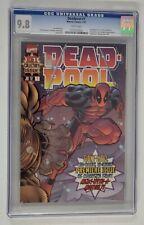 DEADPOOL #1 CGC 9.8 (1997) 1ST BLIND AL