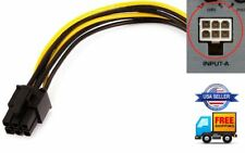 6-Pin Speaker High Level Input Harness CLARION SRV 202 212 250 303 Powered Sub