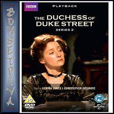 THE DUCHESS OF DUKE STREET - COMPLETE SERIES 2   **BRAND NEW DVD ***
