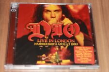 Dio - Live In London Hammersmith Apollo 1993 (2014) (2xCD) (EDGCD532) (Neu+OVP)