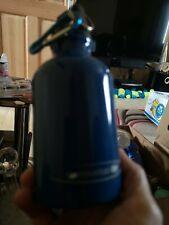 Small Metal Water Bottle Mountain Life