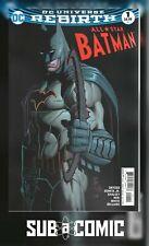 ALL STAR BATMAN #1 (DC 2016 1st Print) COMIC