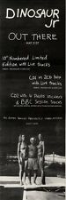 """5/6/93PGN34 DINOSAUR JR : OUT THERE ADVERT 15X5"""""""