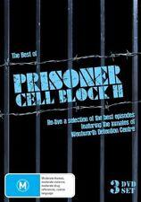 E45 BRAND NEW SEALED The Best Of Prisoner - Cell Block H (DVD, 2013, 3-Disc Set)