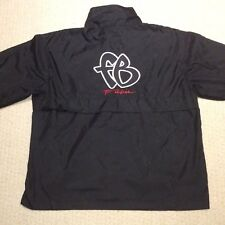 Men's Vintage FUBU SPORTS Giacca (EXTRA LARGE) come Wu Tang Clan Wear 90 S 80 S