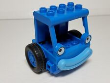 LOFTY Cab Lego DUPLO Bob the Builder Blue Overhead Crane Construction Parts