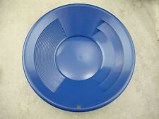 "10"" Blue Gold Pan -Panning -Mining Prospecting"