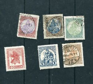 Lot  stamps  of    Hungary