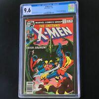 Uncanny X-Men #115 (1978) 💥 CGC 9.6 WHITE Pgs 💥 Sauron Ka-Zar Marvel Comic