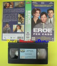 film VHS EROE PER CASO 1994 dustin hoffman davis andy garcia COLUMBIA(F59)no dvd