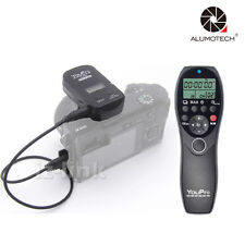 Wireless Receiver Timer Shutter Release Remote Control For Sony Camera&Camcorder