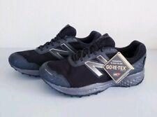 New Balance Black Dark Grey Gore-Tex Trail Running Shoes (WT620GT) Women's Sz 12
