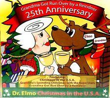 Grandma Got Run Over by a Reindeer, Vol.2 by Dr.Elmo NEW! CD CHRISTMAS USA MUSIC