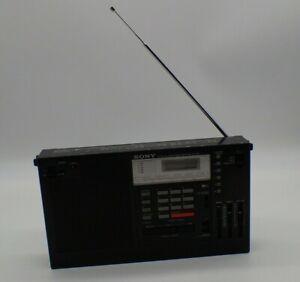 Sony ICF 2001 à Restaurer