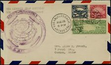 #C5,6,9 VF-XF TIED ON ZEPPELIN COVER BP7141