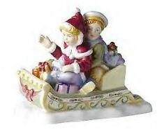 Royal Doulton Childhood Figurine Winter Fun New $110