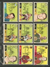 1968-69 O-PEE-CHEE HOCKEY PARTIAL SET (161 different cards) ~ GENERALLY EM to NM