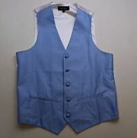 X26 MARC DARCY MEN'S BLUE OCCASIONS WAISTCOAT SIZE 36