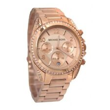 BRAND NEW MICHAEL KORS MK5263 ROSE GOLD BLAIR DIAL AND STRAP LADIES WATCH
