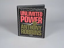 Unlimited Power by Anthony Robbins -  6 audios cassettes
