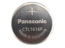 Panasonic CTL1616 1616 CTL1616F Button Coin Rechargeable Battery G Shock Genuine