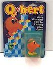 1983 Q Bert GAMER Kenner Action Figure Toy   Video Game atari