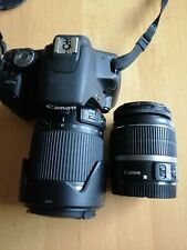 Canon EOS 500D / 15.1 MP SLR-Digitalkamera Komplettpaket