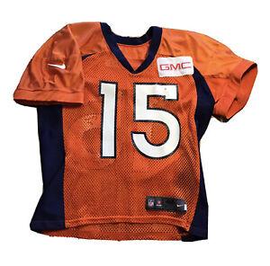Denver Broncos Player jersey practice pro cut nike Size 48 12-48 S Label GMC