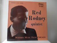 RED RODNEY QUINTET - MODERN MUSIC FROM CHICAGO FANTASY-OJC-048 - NEW - MINT