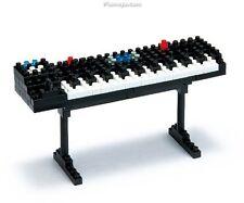 Synthesizer Nanoblock Micro Sized Building Blocks NBC_038 Mini Nano Block Toy