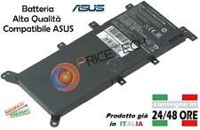 Batteria Alta Qualità compatibile per Notebook ASUS F555U F555L X554L X555L