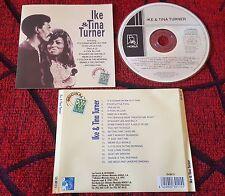 IKE & TINA TURNER **Original Pop History** VERY SCARCE 1994 Spain CD
