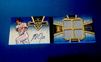 2012 TOPPS MIKE TROUT ROOKIE 4 Piece Signatures Book RARE #8/10 PSA Ready 9-10?