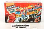 Optimus Prime Sealed MISB Action Masters 1990 Vintage Hasbro G1 Transformers