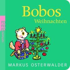 Osterwalder, Markus - Bobos Weihnachten (Bobo Siebenschläfer) .